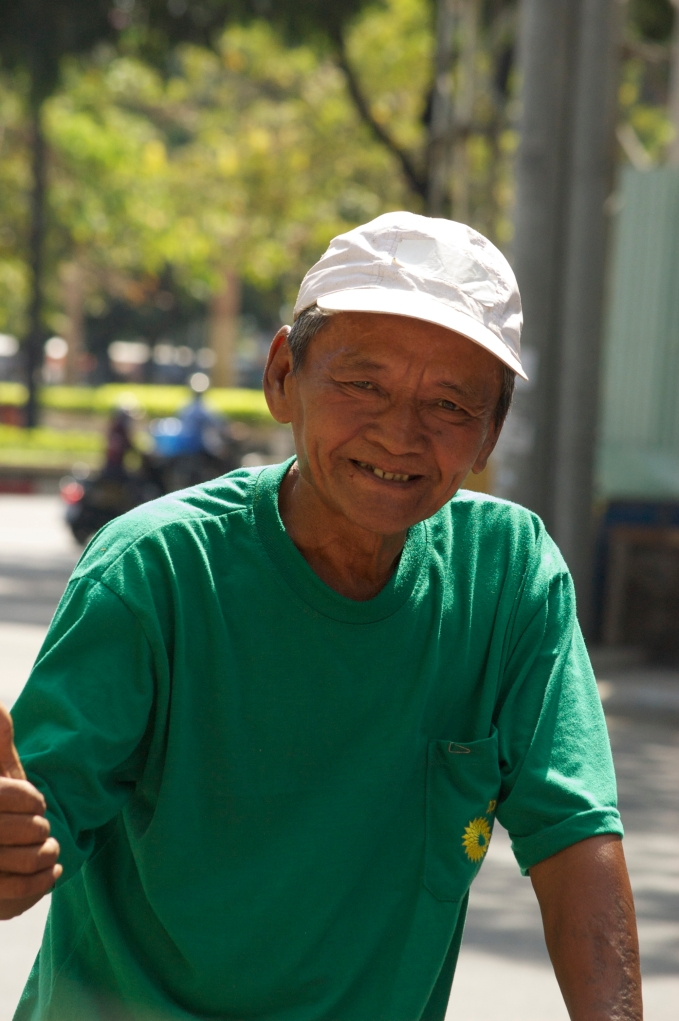 Saigon man